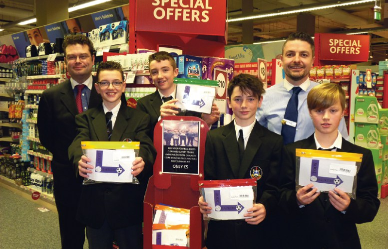Mini-Company students hit success