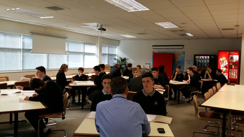 T.Y.-students-take-part-in-Speed-networking-at-a-recent-Career-Workshop-at-Fujitsu-Ireland