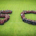 Big 5-0 aerial photograph