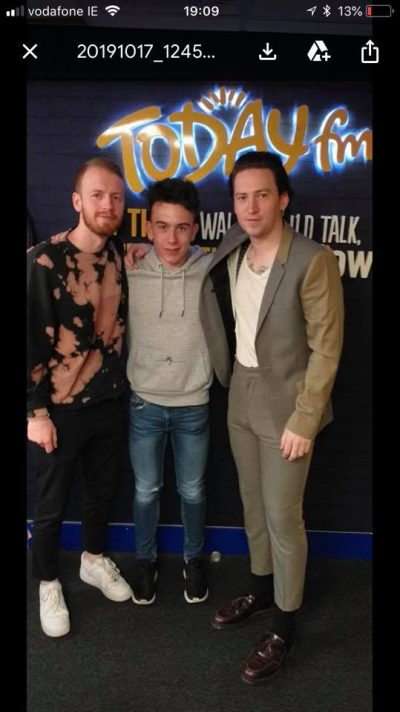Ryan Kelly Todayfm