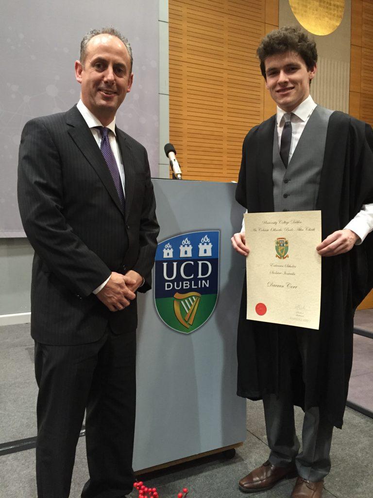 Darren Corr & Mr. Boyle