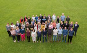 The Teaching Staff of Coláiste Choilm