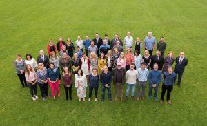 The Teaching Staff of Coláiste Choilm
