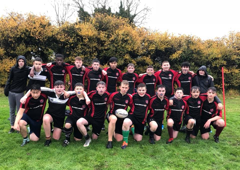 Junior rugby team 2019-20